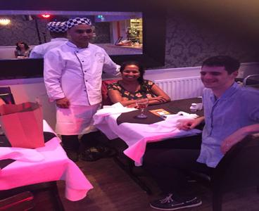 Paprika Restaurant SG5
