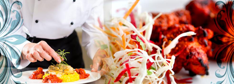 Tandoori chicken Takeaway Paprika Restaurant SG5