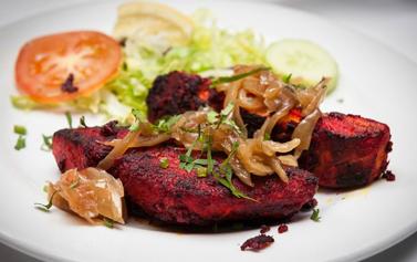 Takeaway order online Akash Balti B70