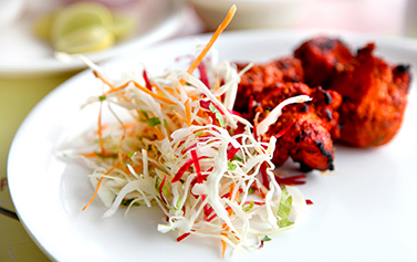 Takeaway Order Online The Bengal lounge CF33