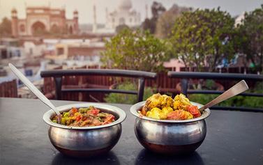 Bombay Aloo Naz Indian Restaurant M30