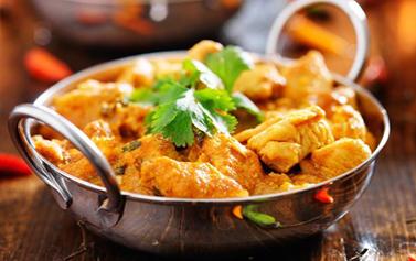 Korai Dishes Naz Indian Restaurant M30