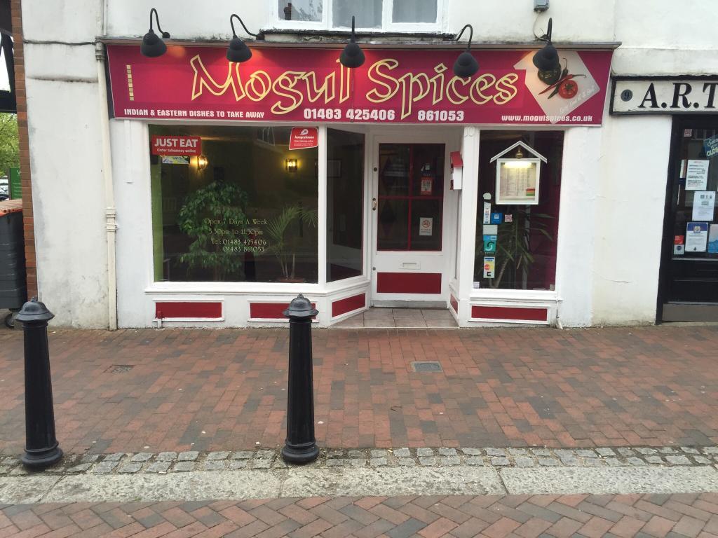 Takeaway Mogul Spices GU7