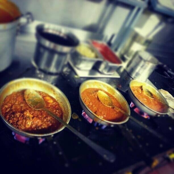 Takeaway Curry Chutneys CH45