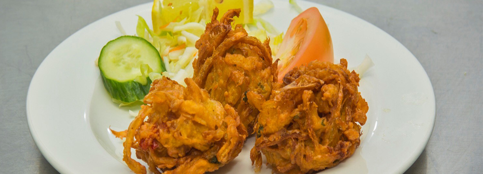 Takeaway Chicken Pakora Chutneys CH45