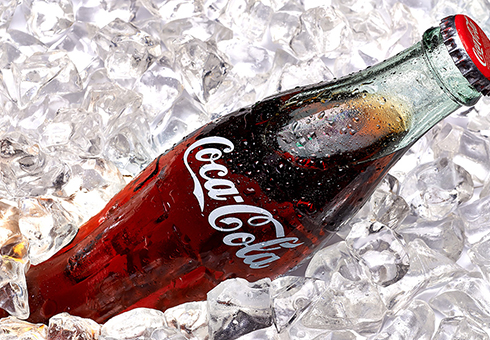 Free bottle of coke offer at Bollywood Spice CB25