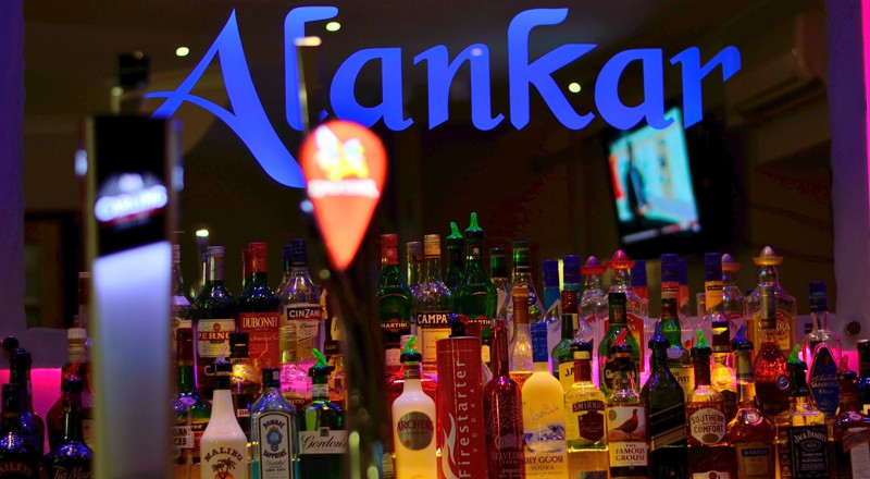 Takeaway Drinks Alankar Restaurant At LU4
