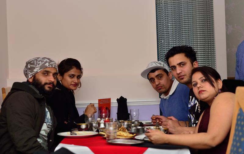 Gallery Alankar Restaurant At LU4