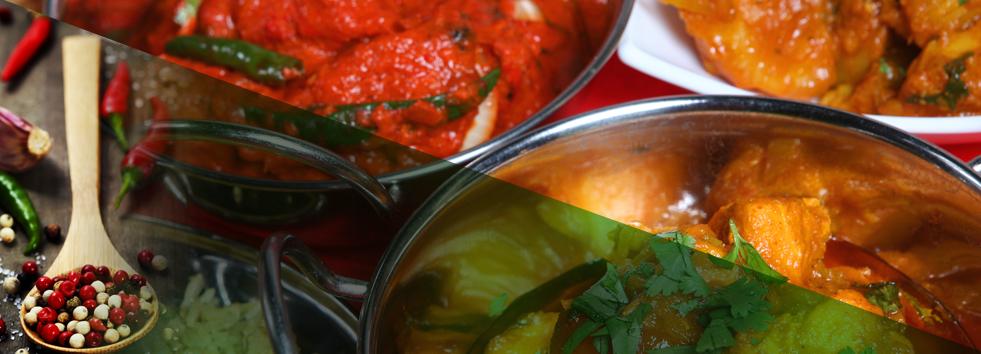 Takeaway Indian Food Zaara Bar and Bangladeshi Restaurant At OX26