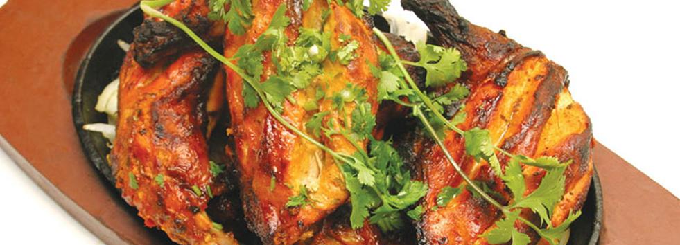 Takeaway Chicken Tikka The Days of the Raj NE3