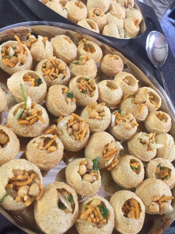 Takeaway Pani Puri Jaipur Spice YO61