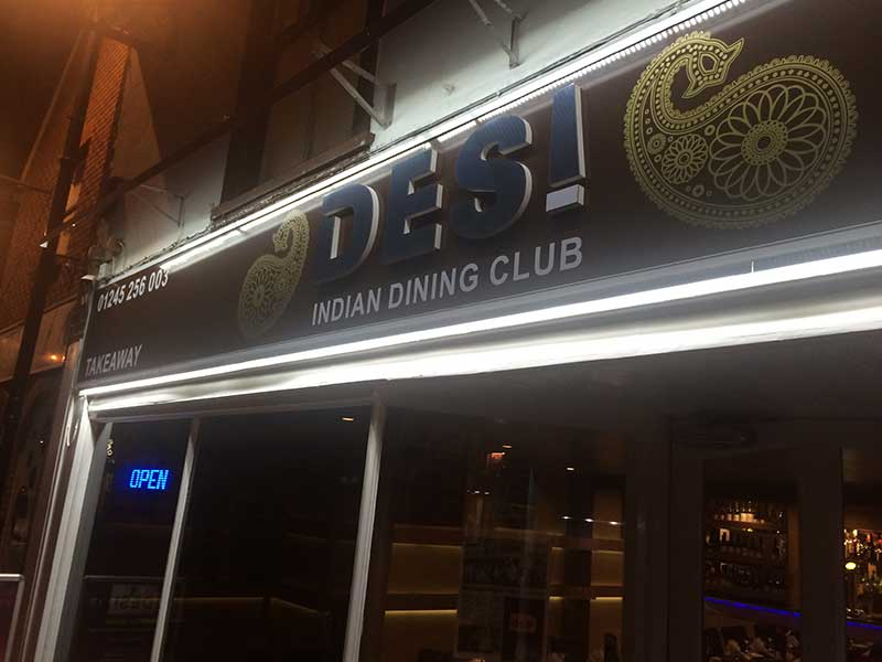 Front view at deshi indian cm2