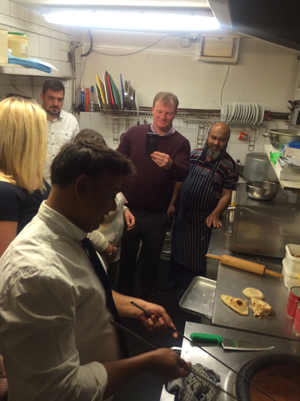 Takeaway kitchen at deshi indian cm2