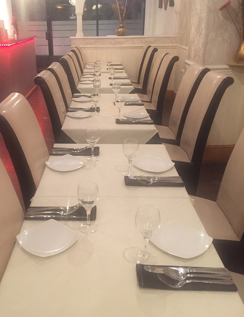 Reservation King Balti Restaurant WS1