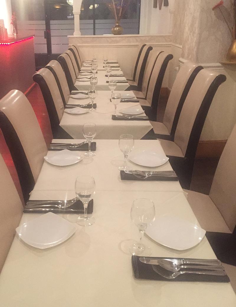 Reservation King Balti Restaurant WS1