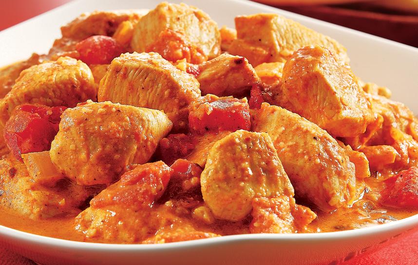 Takeaway Chicken Tikka Village Curry RG41