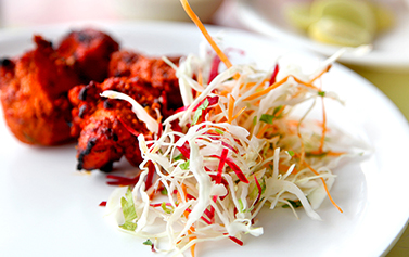 20% off on collection order Takeaway Rice & Spice KT19