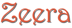 Zeera Eastern Cuisine Logo WS3 2HR