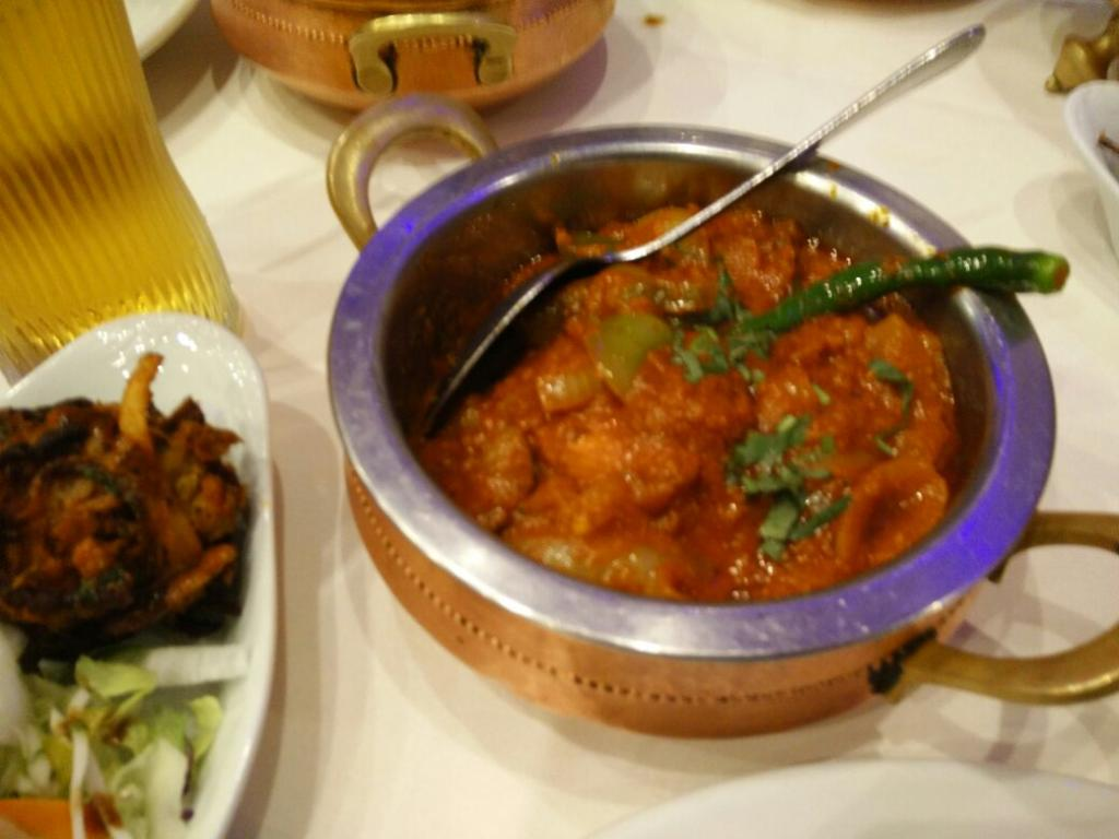 Takeaway Balti Dishes Dilruba Indian Restaurant Rugby CV21