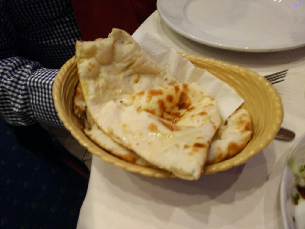 Takeaway Bread Dilruba Indian Restaurant Rugby CV21