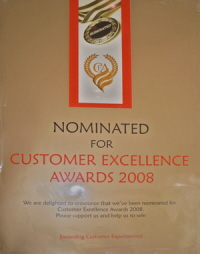 Awards Monihar Tandoori Takeaway