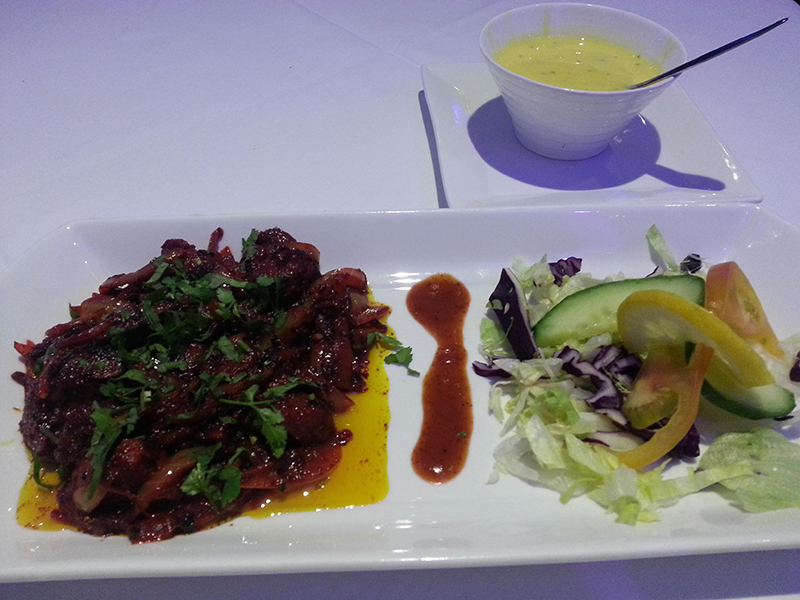 Takeaway Venison Starter The Masala Lounge TS26