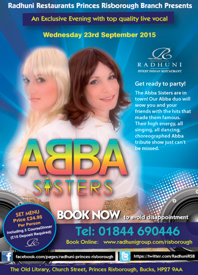 abba sisters