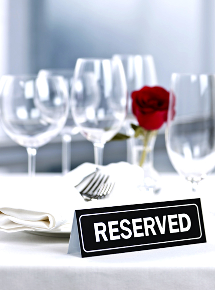 Reserve A Table Bollywood Tiger PE7