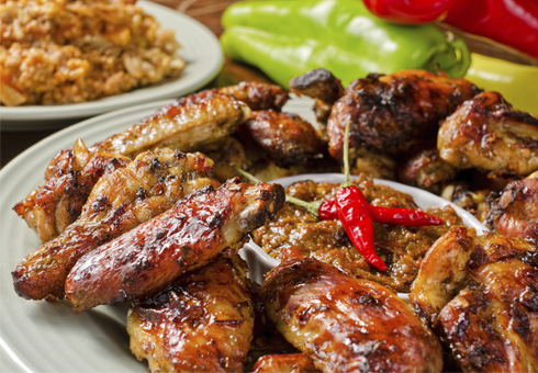 Takeaway Chicken Patwarls Caribbean Restaurant WD18