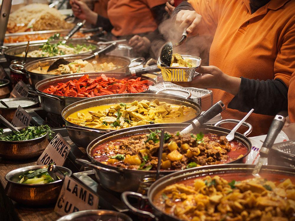 Takeaway Indian Food Camberwell Tandoori At SE5