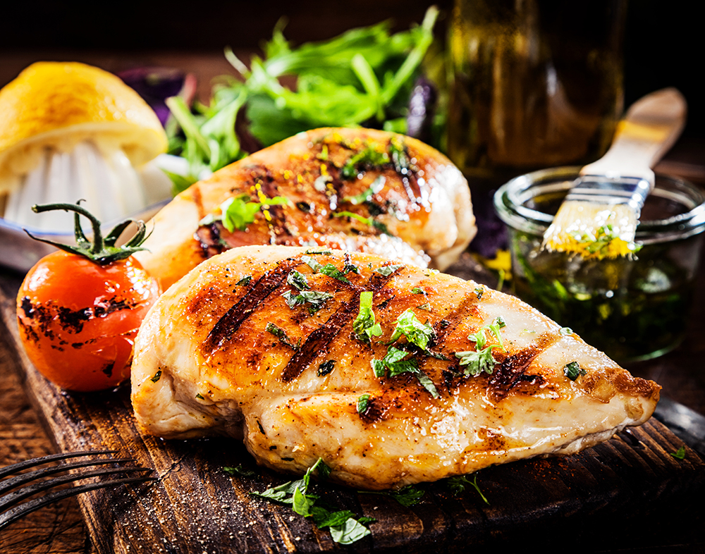 Takeaway Chicken Tandoori Chutney Palate N8