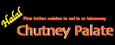 Logo Chutney Palate N8 9BE