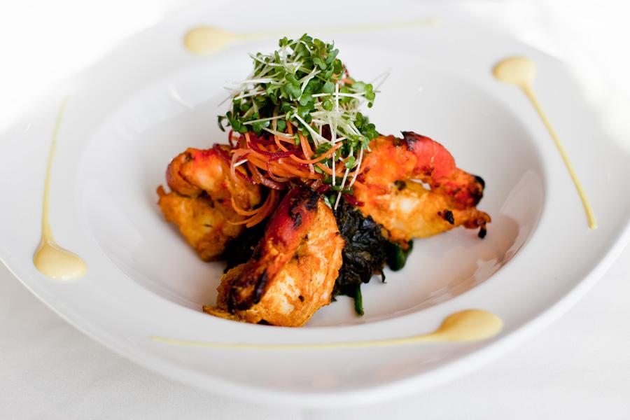 Takeaway Indian Food Millennium Balti At CW7