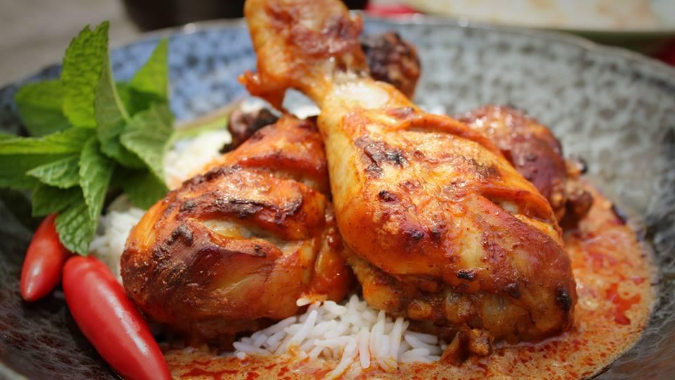Takeaway Chicken Tandoori Lahore Karahi House ME7