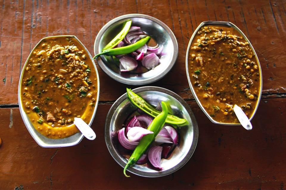 Takeaway Salad Lahore Karahi House ME7