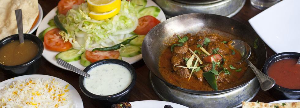 Takeaway Curry Lahore Karahi House ME7