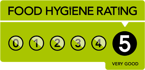 Food hygiene rating at Surma Takeaway SG1