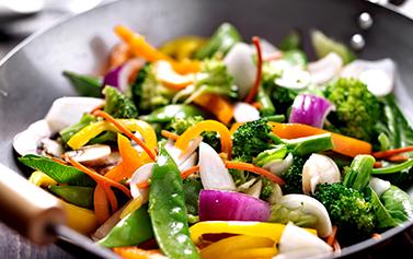 Free Vegetable Side Dish Pappadom Kitchen SE5