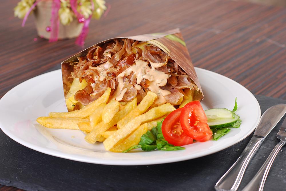 Takeaway Food Ala Pizza E1