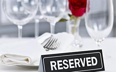 Reservation A'la Pizza E1
