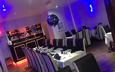 Reservation New Mogul Indian Banbury At OX16