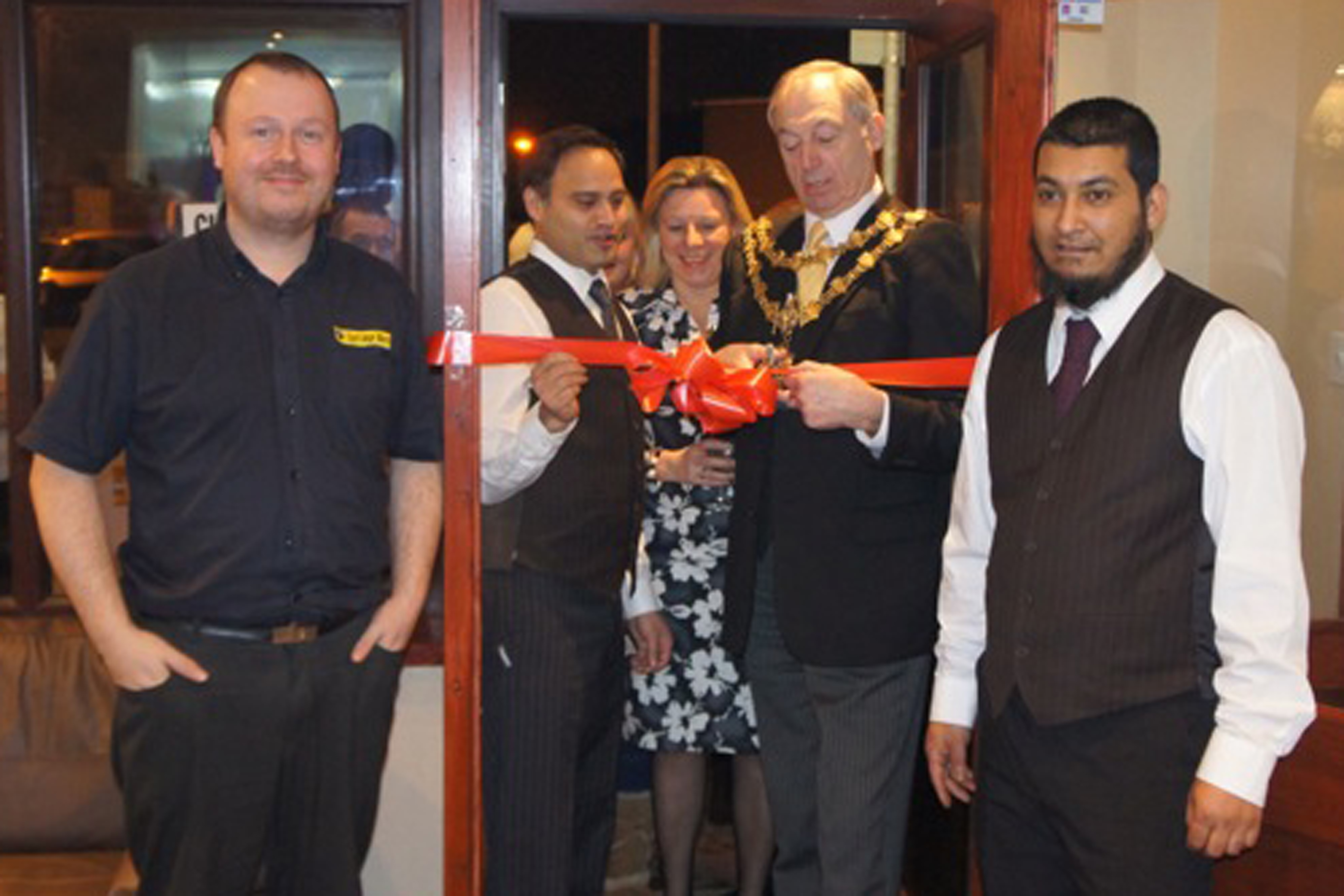 Takeaway bury branch opening asha indian restaurant bl8