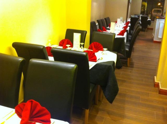 Reservation at asha indian restaurant bl8
