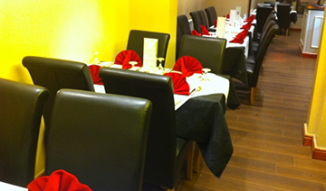 Reservation at asha indian restaurant bl8