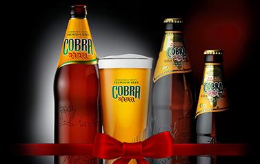 Free cobra beer Asha Tandoori BR2