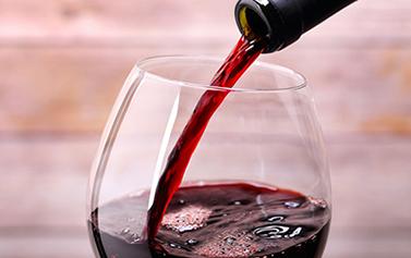 Free red wine Asha Tandoori BR2