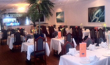 Reservation The Raj Mahal Restaurant & Takeaway CB9