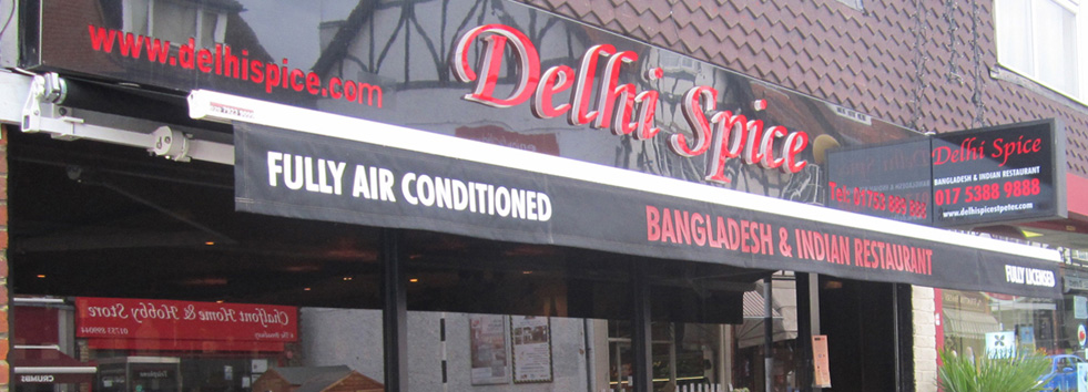 Restaurant and Takeaway Delhi Spice SL9