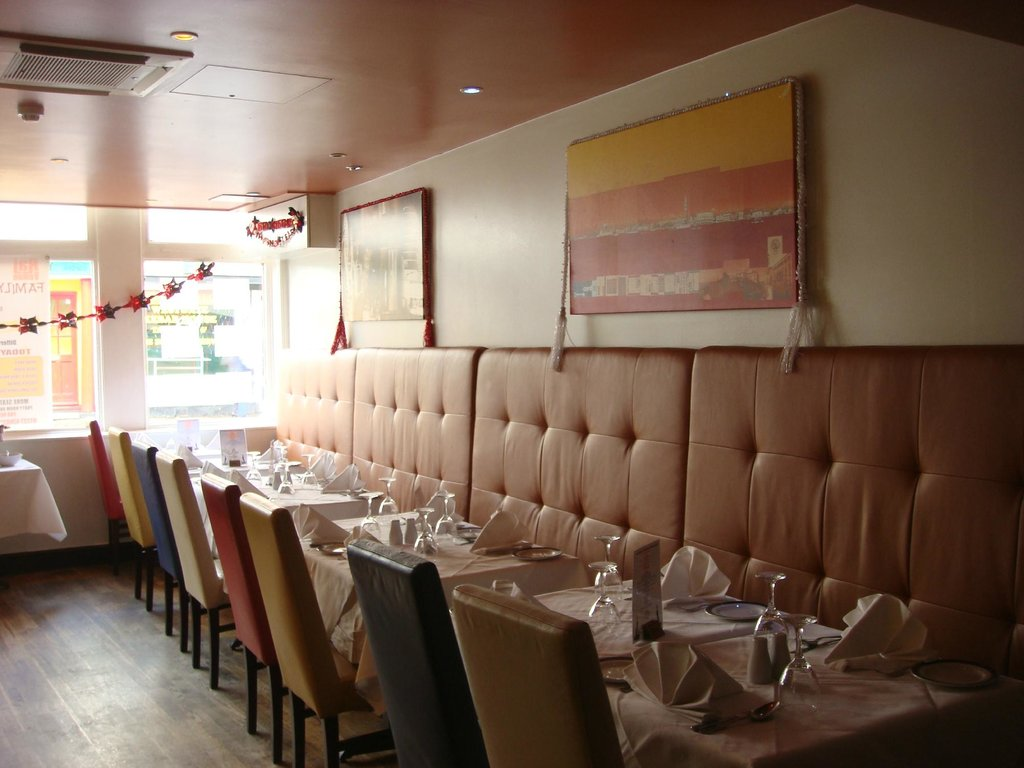 Restaurant & Takeaway Raj Venue CT2