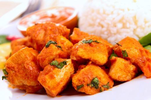 Takeaway curry rice bengal lancer GU12